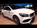2017 Mercedes CLA Class CLA 250 4Matic Coupe - Exterior,Interior Walkaround - 2017 Detroit Auto Show
