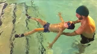 Aprenent a nedar
