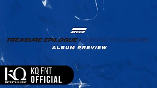 ATEEZ(에이티즈) - [TREASURE EPILOGUE : Action To Answer] Preview