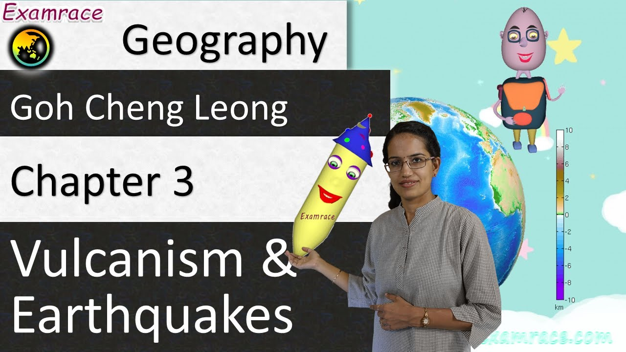 Earthquakes, Volcanoes, and the Human Will: Lecture 16 of 18
