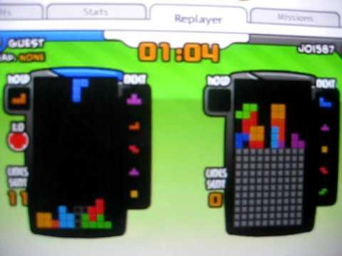 Random Tetris Game