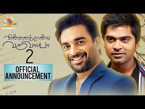 Madhavan replaces Simbhu in VTV2   Gautham Menon   Latest Tamil Cinema News