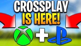 Fortnite Cross Platform Xbox PS4 - Fortnite Crossplay Xbox PS4 CONFIRMED! (Cross Platform Fortnite) thumbnail