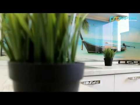 МДФ фасады для кухни с рисунками и фотопечатью