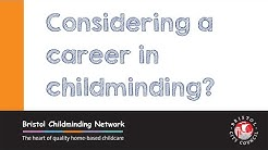Considering a career in childminding?
