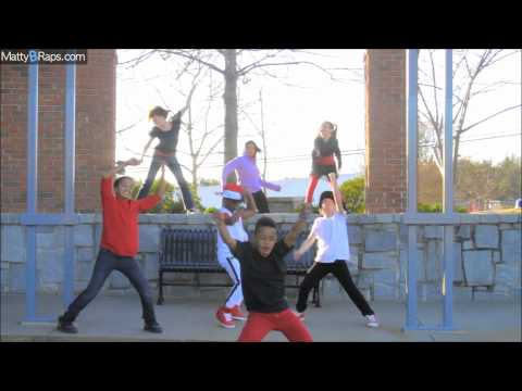 Harlem Shake De MattyB Raps Travel Video