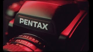 pentax 645N Review - First Impressions - My New Favourite Camera?