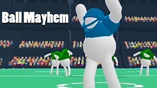 Ball Mayhem - Voodoo Walkthrough