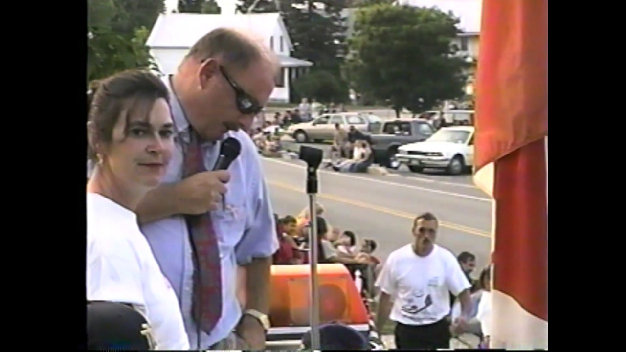 Rouses Point Parade  6-30-02
