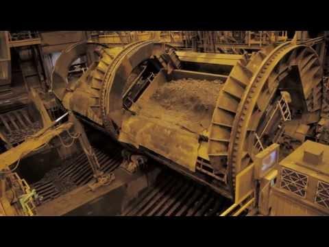 Underground Mining - Vale - Processing