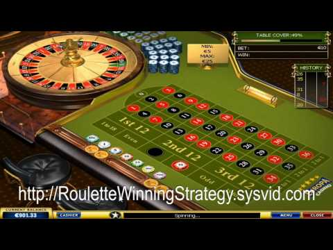 Best Roulette Strategy Ever !!! 100% sure win !! from YouTube · Duration:  9 minutes 42 seconds  · 1321000+ views · uploaded on 20/09/2015 · uploaded by mansurians
