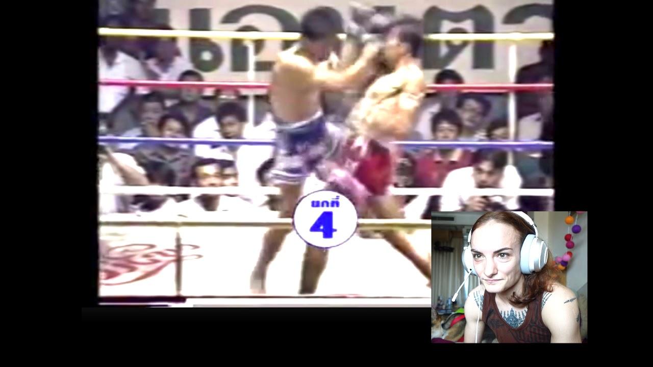 watch with me - Kaensak vs Tweesaklek | Muay Thai Legends