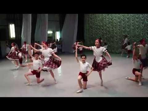 Репетиция 1 класс АХУ имени А. Селезнёва
