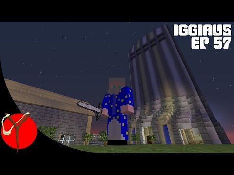 IGGIAUS' Minecraft LP - EP57 Towering