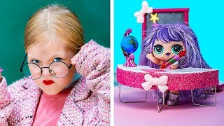 Download 12 DIY LOL Surprise School Supplies And Crafts Mp3 and Videos