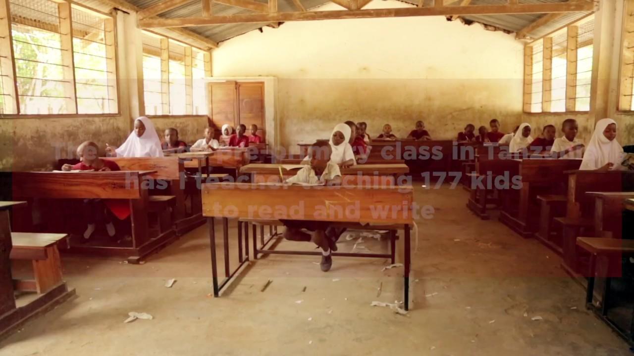 Eradicate Illiteracy in Africa with Ubongo Learning