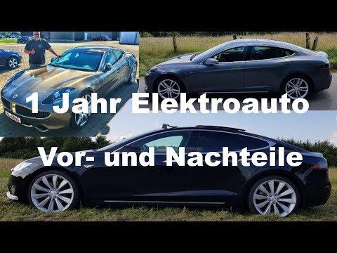 Fazit: 1 Jahr Elektroauto mit Tesla Model S und Fisker Karma