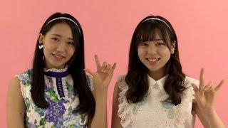札幌出身の青木千春と浦谷はるなでつくるアイドルユニット「WHY@D...