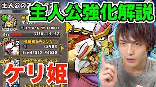【ケリ姫スイーツ】主人公育成の仕組みを解説!