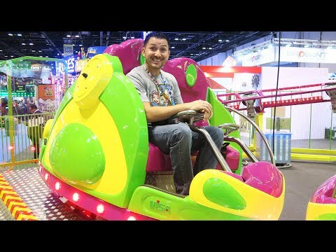 Time to Explore the 2017 IAAPA Attractions Expo in Orlando!!