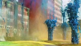 Sony Bravia Paint Advert HD