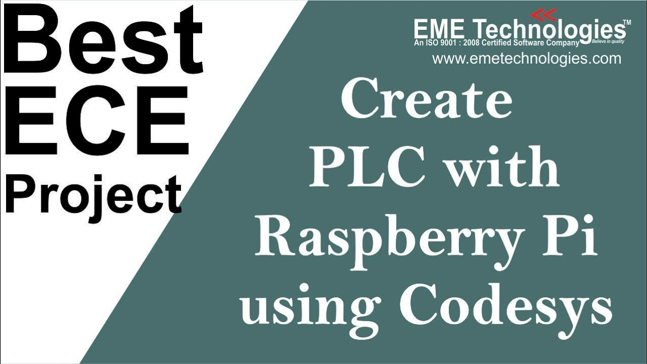 How to Create PLC with Raspberry Pi using Codesys