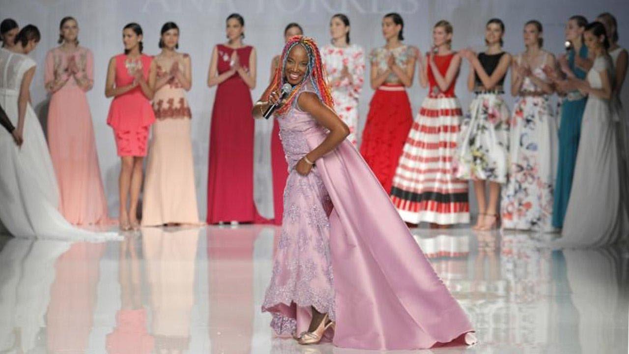 Vestidos de 15 novias fiestas modas cecilia ana