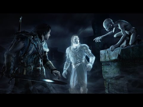 Gollum's Song: Middle-Earth: Shadow of Mordor