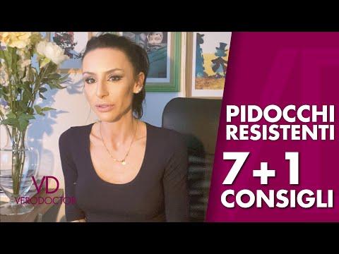 PIDOCCHI RESISTENTI: NO STRESS, CI PENSA VERODOCTOR - 7+1 consigli pratici