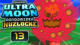 PHIL DOES NOT APPROVE • Pokemon Ultra Moon Randomizer Nuzlocke • EP13