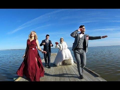 Ксения и Владислав Сорокины, видеосъёмка, видеооператор, фотограф, видеограф на свадьбу в Кургане