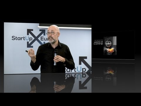 Web literacy: building a generation of 'digital makers' - a talk by Mark Surman