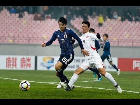 Video: U23 Nhật Bản vs U23 Triều Tiên
