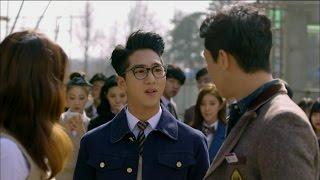 【TVPP】Baro(B1A4) - Are You Disobeying Me?, 바로(비원에이포) - 너 나한테 반항하냐? 학교에선 내가 법이야! @ Angry Mom
