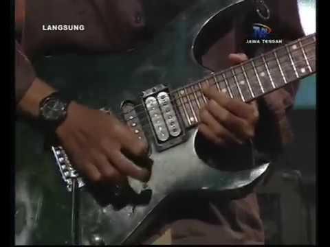 9 Piforef Live Cover Dewa 19 - Restu Bumi at TVRI Jawa Tengah (Musik kita)