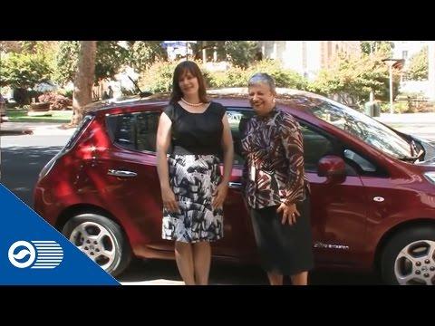 Zero-emission vehicles on the move in California