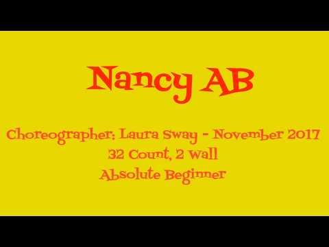 Nancy AB Line Dance
