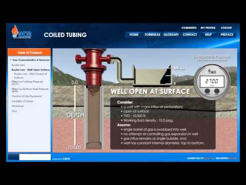 WCS University - Coiled Tubing Course  Part 1