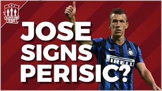 Ivan PERISIC To MANCHESTER UNITED Moves Closer | MANCHESTER UNITED TRANSFER NEWS