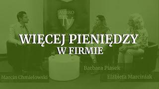 Jak skalować biznes? Panel Dyskusyjny | Barbara Piasek i Elżbieta Marciniak | ASBiROTV