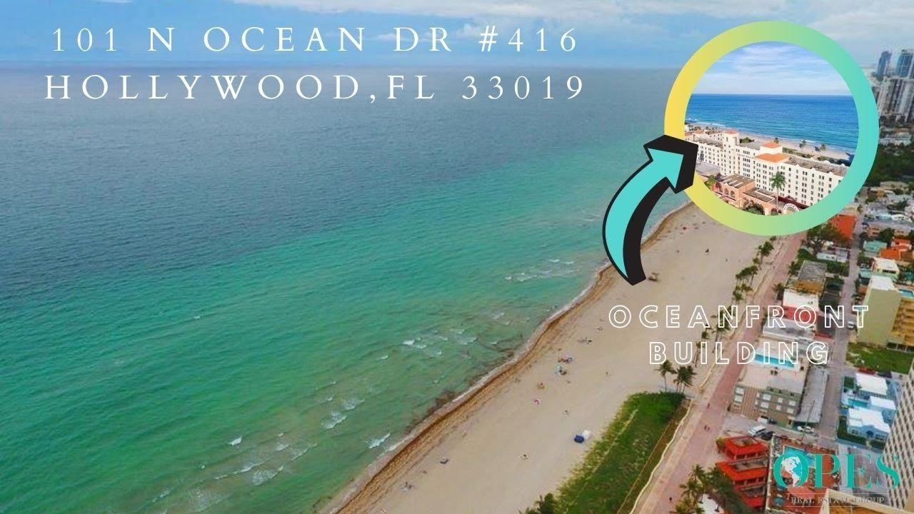 Air Bnb Ready! 101 N Ocean Dr unit 416, Hollywood, FL