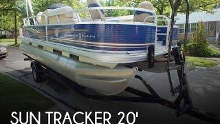 Used 2013 Sun Tracker Fishin Barge 20 DLX for sale in Cincinnati, Ohio