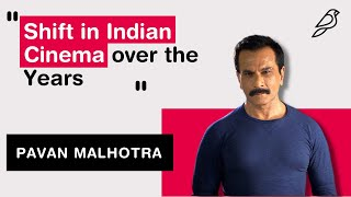 Shift in Indian Cinema Over the Years | Pavan Malhotra | Interview | Diorama IFF