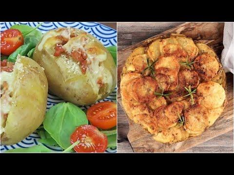 3 potato ideas for dinner