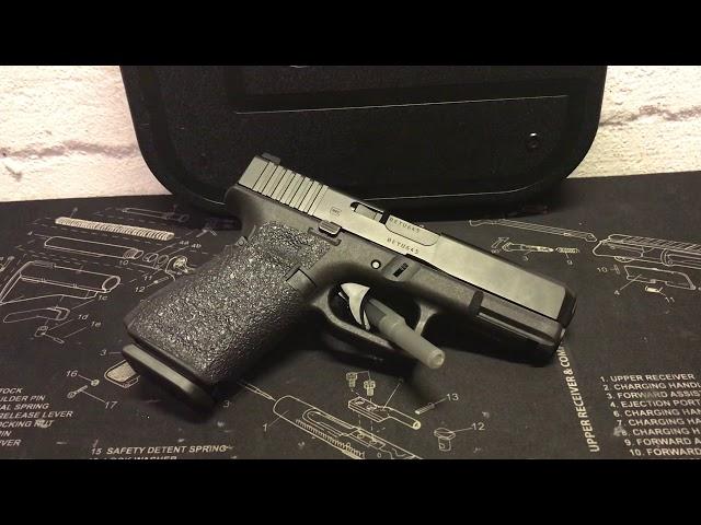 Glock 19 gen 5 review!