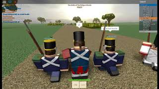 Roblox  Blood and Iron  Line battle!