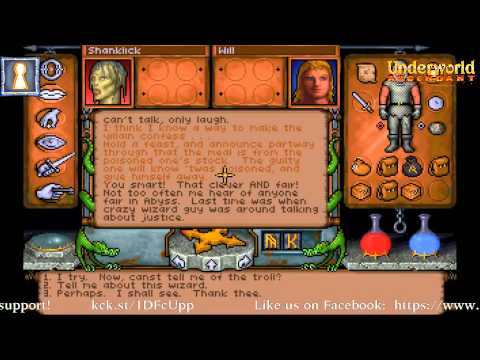 OtherSide plays Looking Glass: Ultima Underworld - 1 / 2