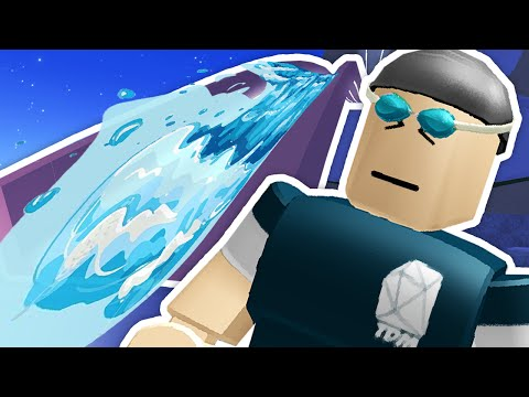 DIED AT A WATER PARK!! | Roblox