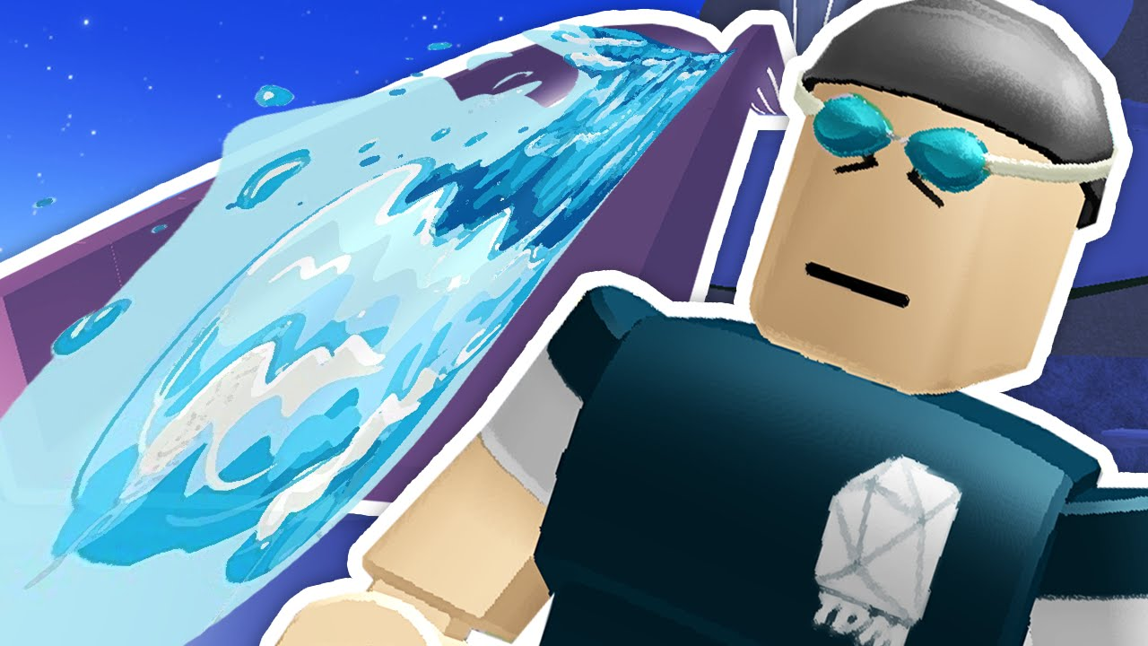 Died At A Water Park Roblox Youtube
