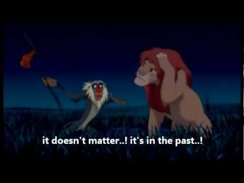 The Lion King Mufasa And Simba Inspiring Quotes Youtube